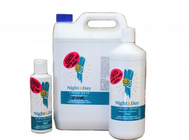 NIGHT & DAY LIQUID SOAP edited